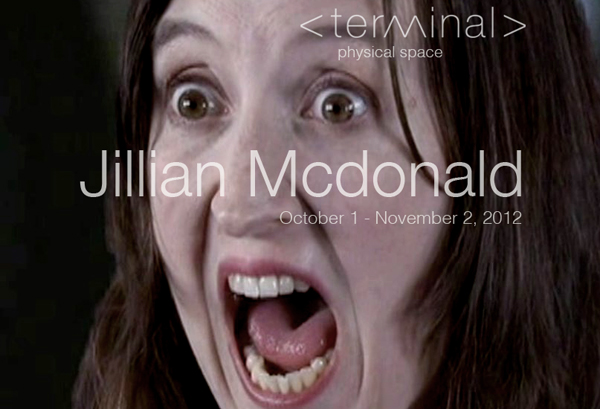Jillian Mcdonald, Terminal Physical Space