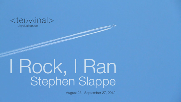 Stephen Slappe at Terminal